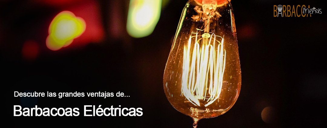 Barbacoas Eléctricas BarbacoaFriends
