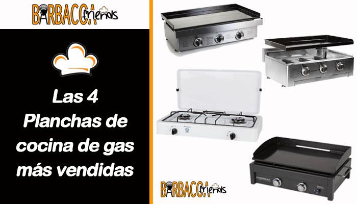 Las 4 planchas de gas m s vendidas an lisis una a una - Planchas de cocina a gas butano ...