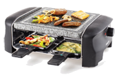 princess-raclette-4-stone-grill-party BarbacoaFriends