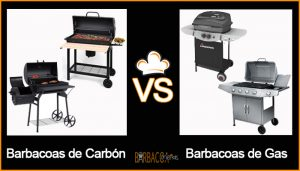 Barbacoas de carbón VS Barbacoas de Gas BarbacoaFriends