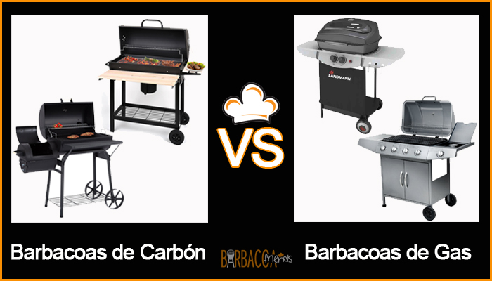 Barbacoas de carb n vs barbacoas de gas cu l es mejor - Barbacoas de carbon ...