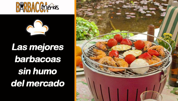Las mejores barbacoas sin humo del mercado lotusgrill y muchas m s - Barbacoa sin humo ...