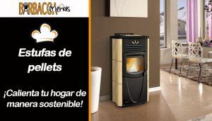 Estufas de pellets. ¡Calienta tu hogar de manera sostenible!