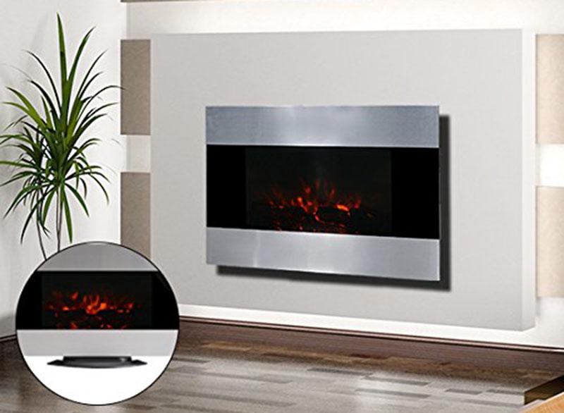 Chimeneas eléctricas. ¡Decora y calienta tu hogar con estilo!
