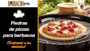 Piedras de pizzas para barbacoa