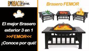 BRASERO EXTERIOR FEMOR