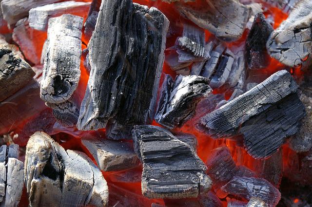 Consejos para escoger el mejor carbón para tu barbacoa