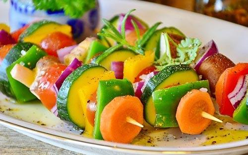 Cocinar Verduras y hortalizas a la plancha
