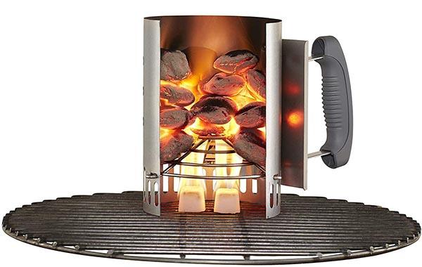 Weber 7447 - Encendedor para barbacoas o chimeneas 2